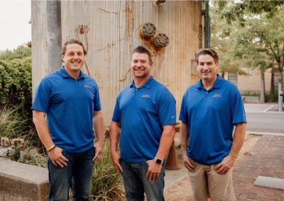 Tucson Roofing team