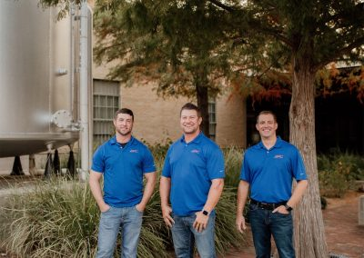 Dolan Roofing team in San Antonio