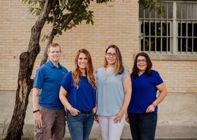 San Antonio office team