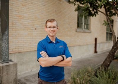 Ryan Schwarzlose of san antonio roofing