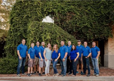 dolan roofing and construction team in san antonio