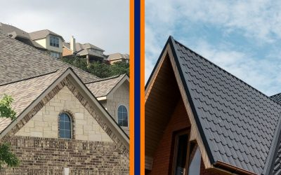 Asphalt vs. Metal Roof: Which is the right choice for your property?