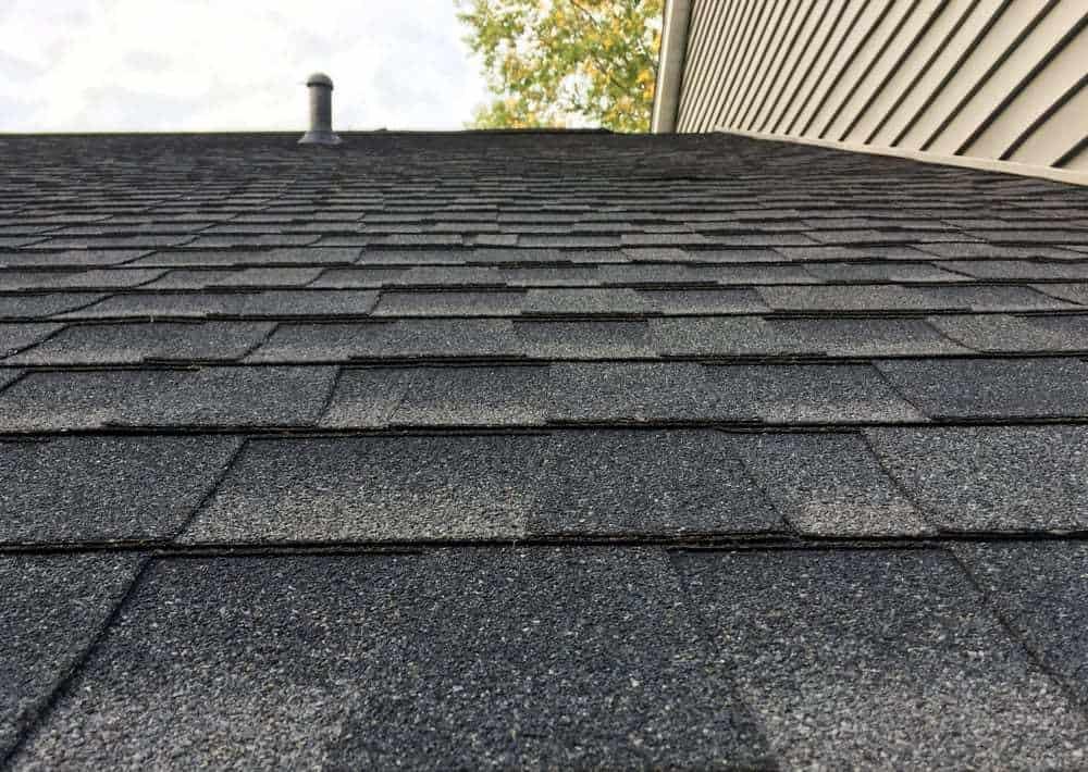 gray asphalt shingle roof in san antonio