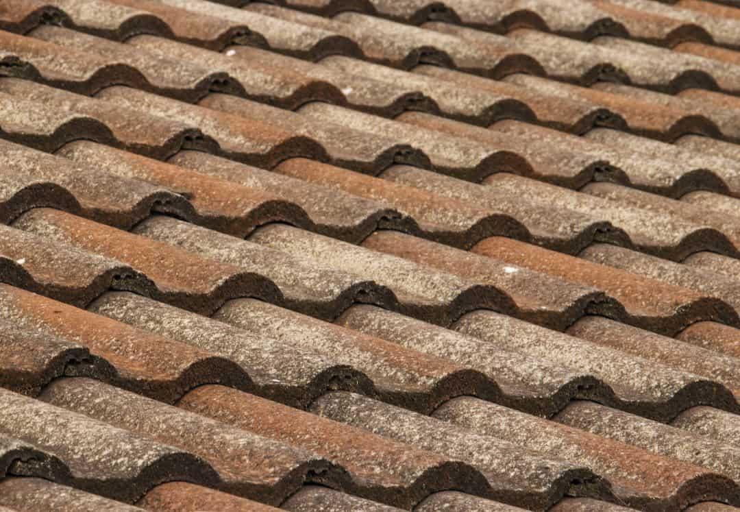 Tucson roof tiles in need of repair