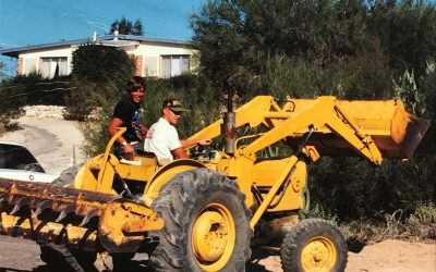 Our History: A San Antonio Construction Company with Deep Roots