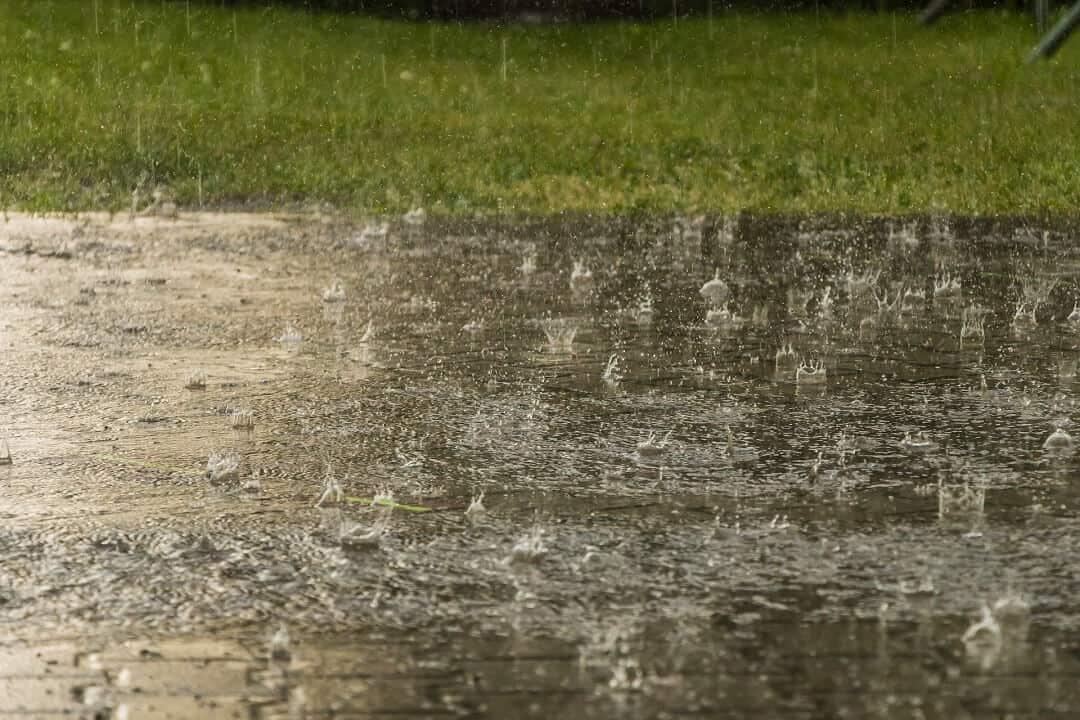 heavy rainfall in Tucson AZ